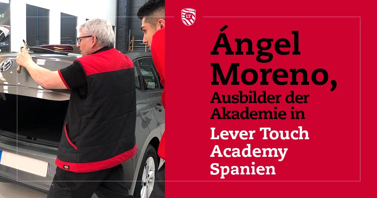 Lever Touch Academy 2019 und zukünftige PDR-Techniker