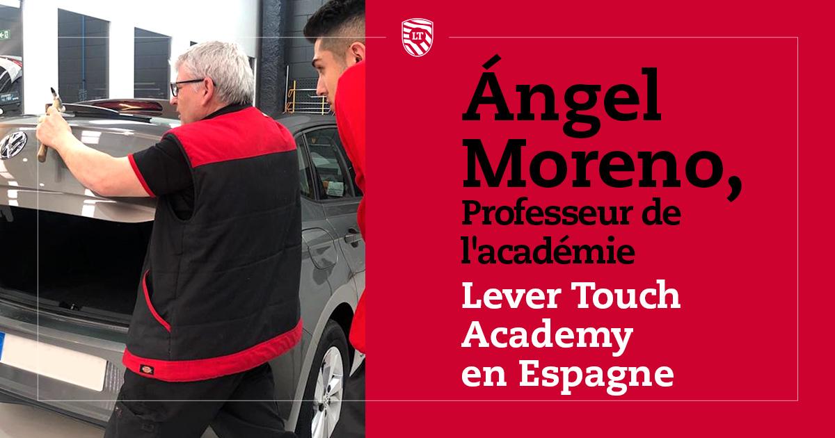 Lever Touch Academy 2019 et futurs techniciens PDR