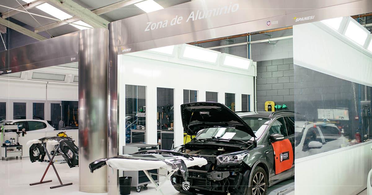 Reparaciones específicas para cada marca y modelo de vehículo