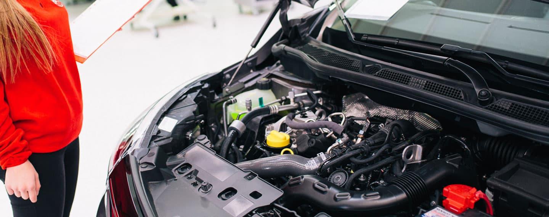 Maintenance fleet car