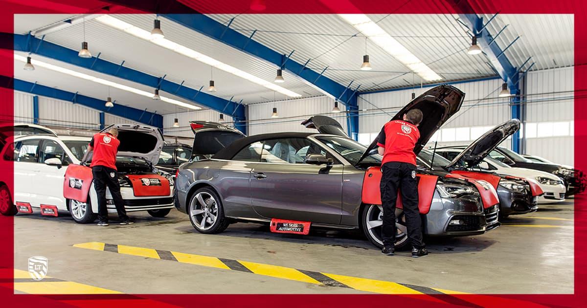 Cars homologation, technicians training